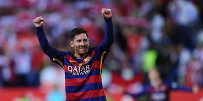 Lionel Messi encabeza la lista con su sueldo de 36 millones de euros Foto:Getty Images
