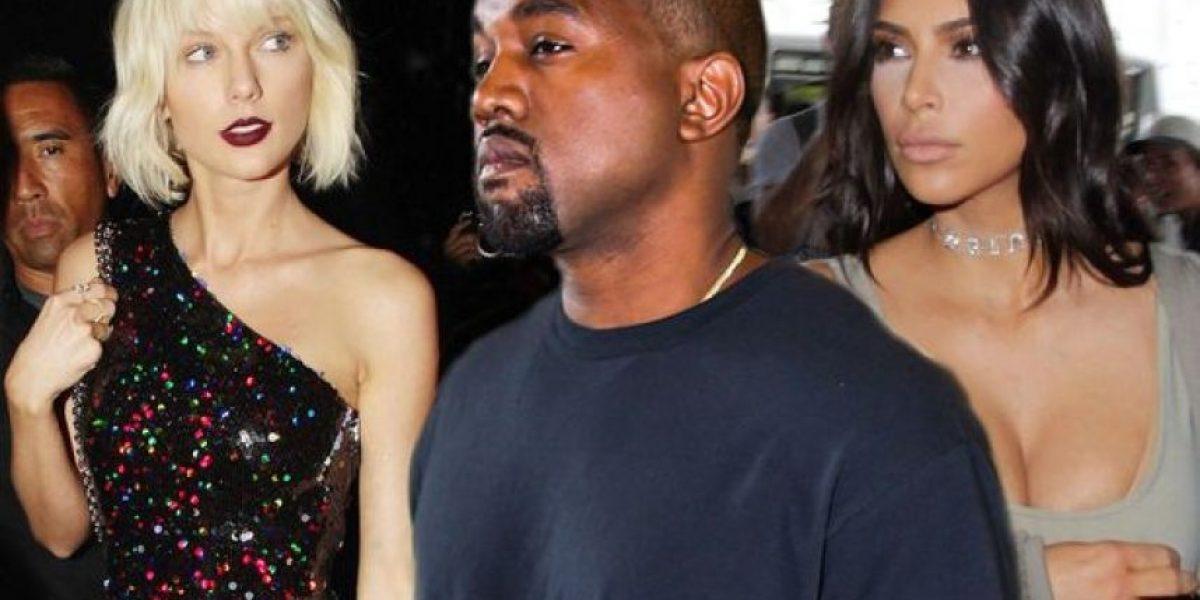 Filtran la conversación completa por la cual Taylor Swift y Kim Kardashian pelearon