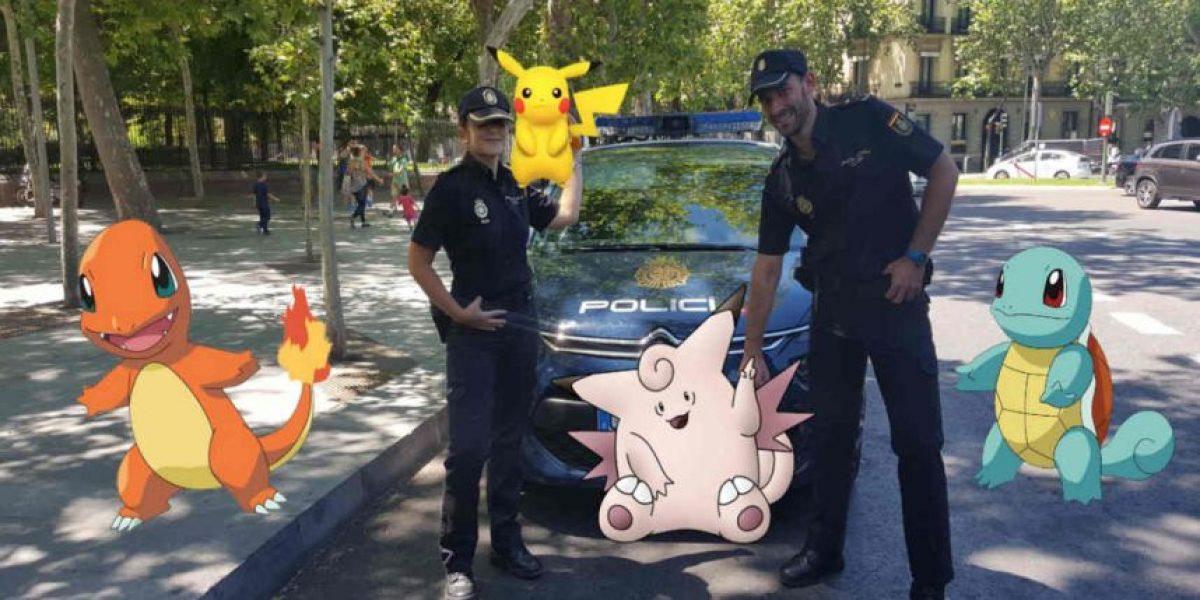 Pokémon Go: Policía da manual para jugar y no morir en el intento