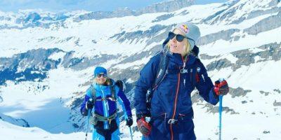 Fallece campeona de esquí por accidente en avalancha en Chile