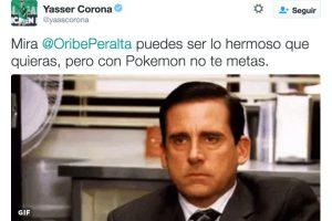 Yasser Corona tuvo rápida respuesta Foto:Twitter Yasser Corona