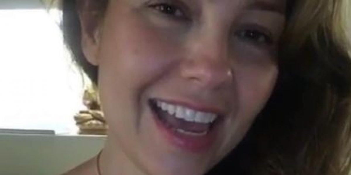 Thalia causa polémica por sus dientes en Instagram