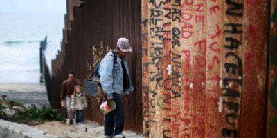 Una de las propuestas principales de Donald Trump es construir un muro a lo largo de la frontera entre México y Estados Unidos.
