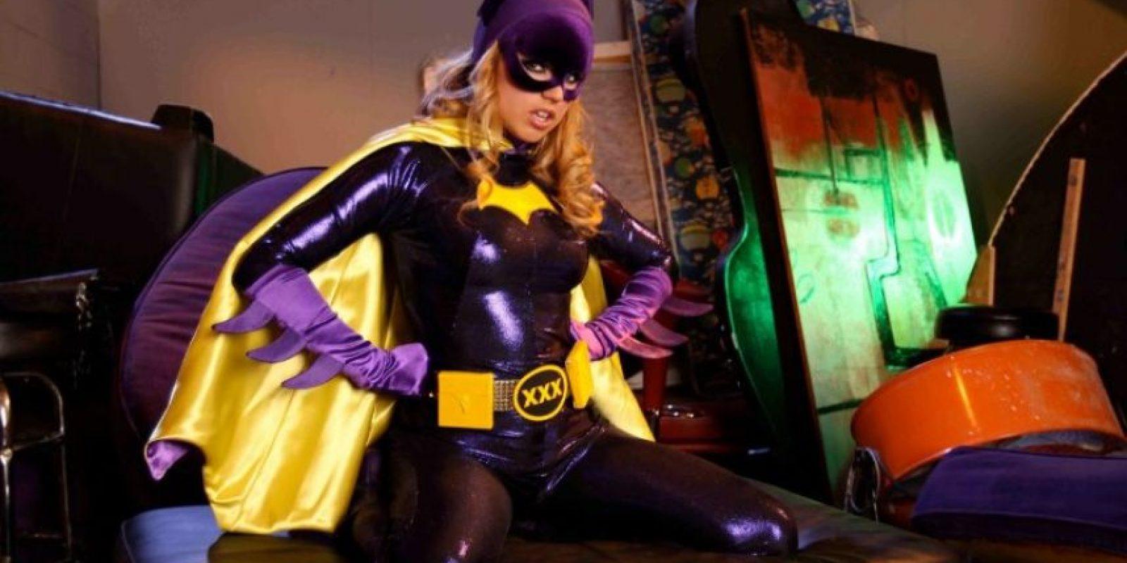 """""""Batman"""" Foto:Vivid"""