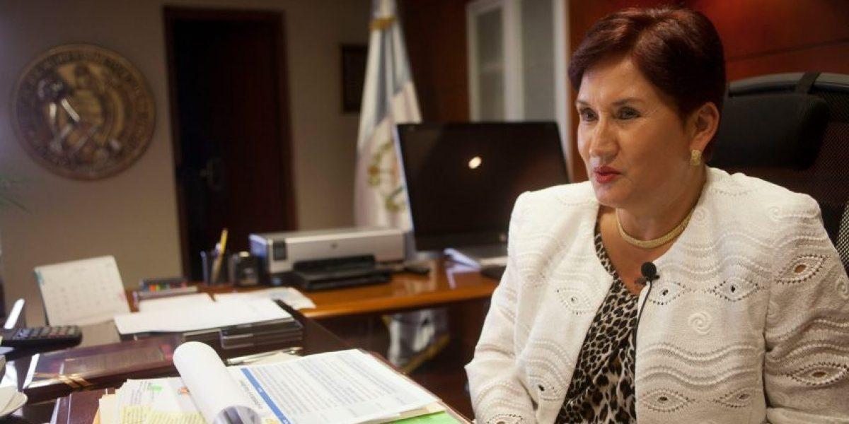 Thelma Aldana: La corrupción en Guatemala le