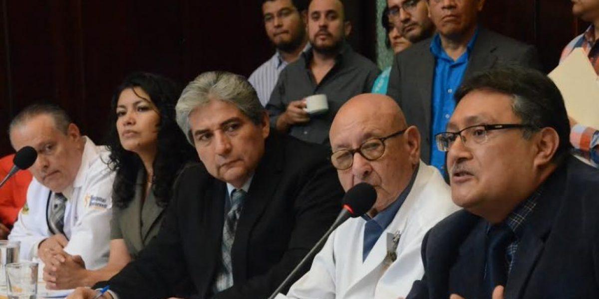 Presentarán segundo antejuicio contra diputado Luis Hernández