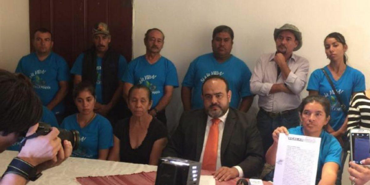 Comunitarios piden cierre definitivo de tres proyectos mineros