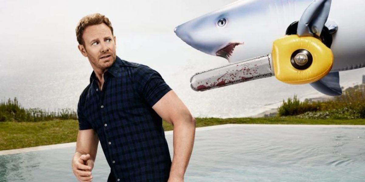 """Ian Ziering: """"'Sharknado' continuará hasta que los fans dejen de disfrutarla"""""""