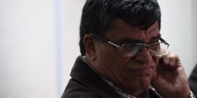 Tribunal condena a 9 años de prisión a exalcalde de Chinautla Arnoldo Medrano