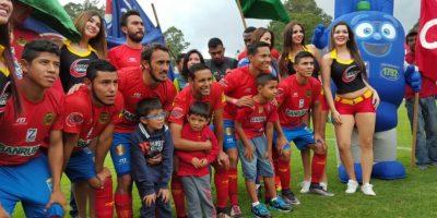 Municipal cedió un empate contra el cuadro altense en su primera aparición en el Apertura 2016. Foto:@eudeportes