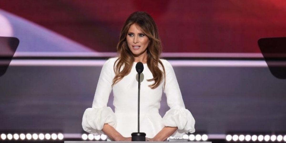 Escritora del polémico discurso de Melania Trump explica el supuesto plagio