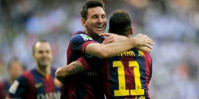 Más de 100 jugadas de Lionel Messi fueron estudiadas por diferentes universidas Foto:Getty Images