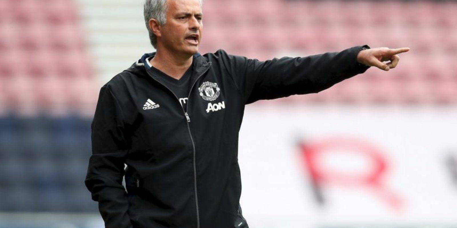 Ahora, los Diablos Rojos, viajarán a China para disputar partidos con el Borussia Dortmund y Manchester City Foto:Getty Images