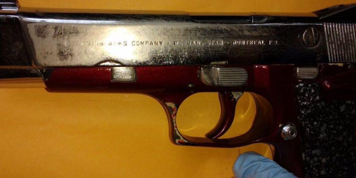 Localizan una pistola que habría sido usada en el crimen de Byron Lima y otros 12 reos en Pavón