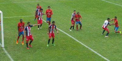 Municipal cedió un empate contra el cuadro altense en su primera aparición en el Apertura 2016. Foto:rojos.com
