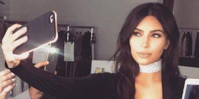Kim Kardashian recibió más de 500 mil dólares por tomarse selfies
