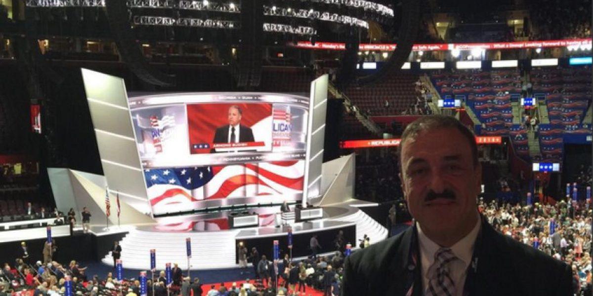Sobre propuesta del muro de Trump, diputado Linares dice que mejor