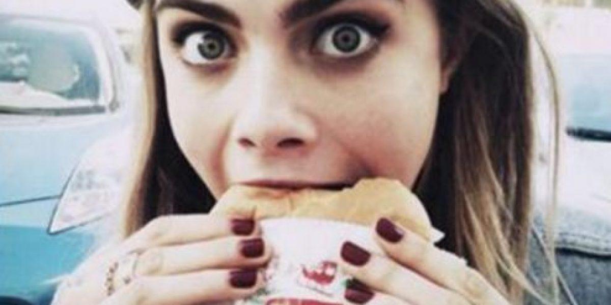 Fotos: Esto es lo que comen las modelos para no engordar nunca