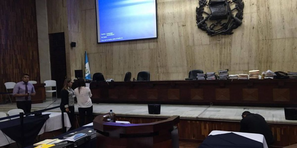 Juez Gálvez tendrá lugar especial para dar resolución