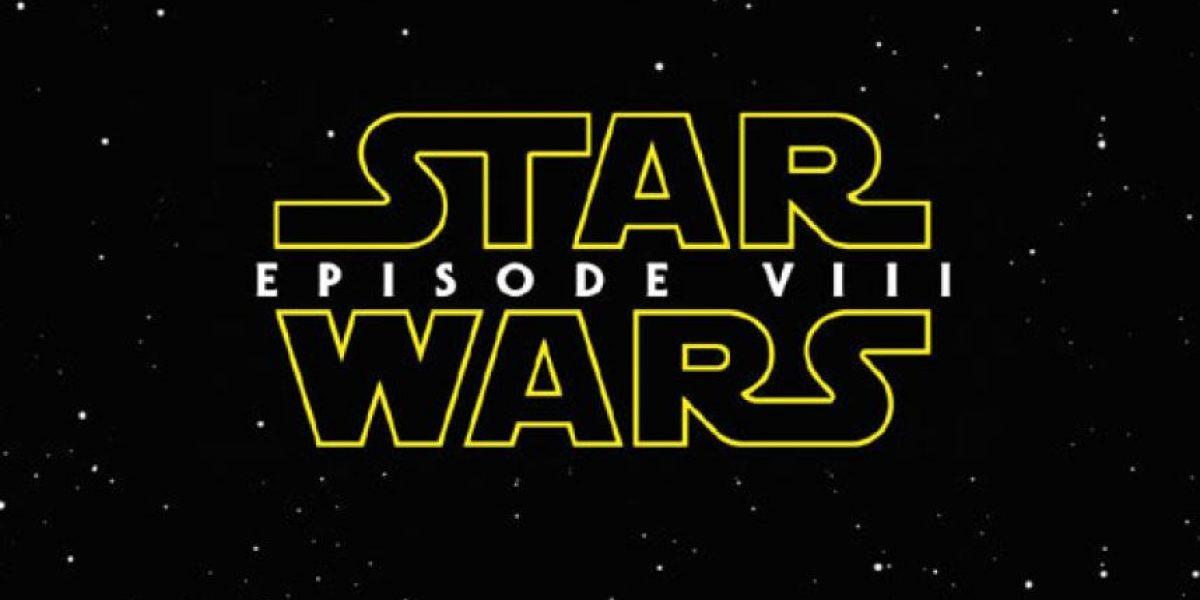 """Revelan la escena con la que comenzará """"Star Wars VIII"""""""