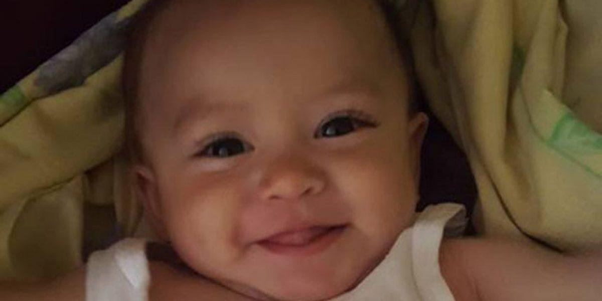 Madre de bebé de 7 meses desaparecido escribe sentido mensaje