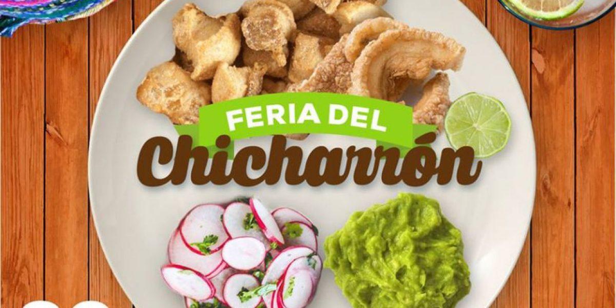 Neto Bran invita a la Feria del Chicharrón de Mixco