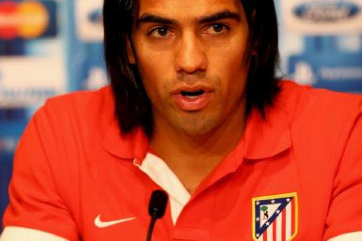 15. Radamel Falcao. 60 millones de euros del Atlético de Madrid al Mónaco en 2013 Foto:Getty Images