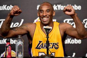 Kobe Bryant dejó el baloncesto profesional hace tres meses Foto:Getty Images
