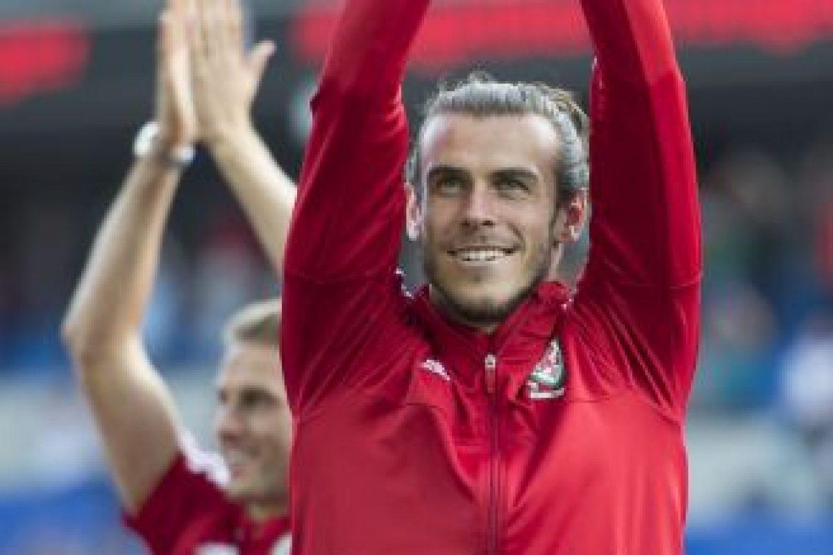 """Gareth Bale. El galés le costó 100 millones de euros al conjunto """"merengue"""" en 2013. Foto:Getty Images"""