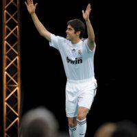 11. Kaká. Real Madrid le dio al Milán 67 millones de euros en 2009 Foto:Getty Images