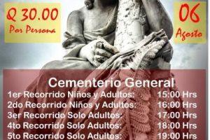 Foto:Facebook/Necrotourismo