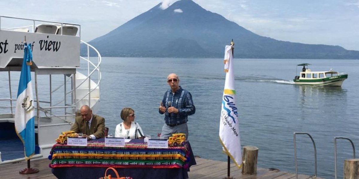 EN IMÁGENES. El Crucero de Atitlán que mostrará lo mejor del lago más bello