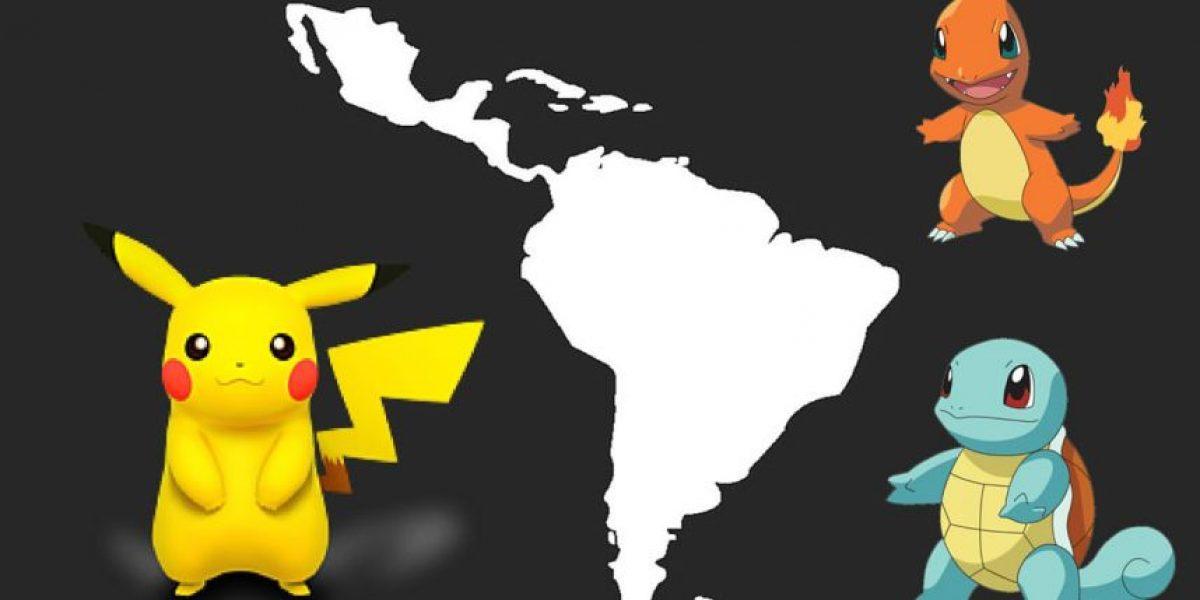 Pokémon Go: Estos serán los próximos países latinos donde llegará