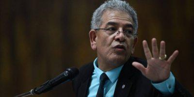 Juez Miguel Gálvez cumple cinco horas explicando su resolución