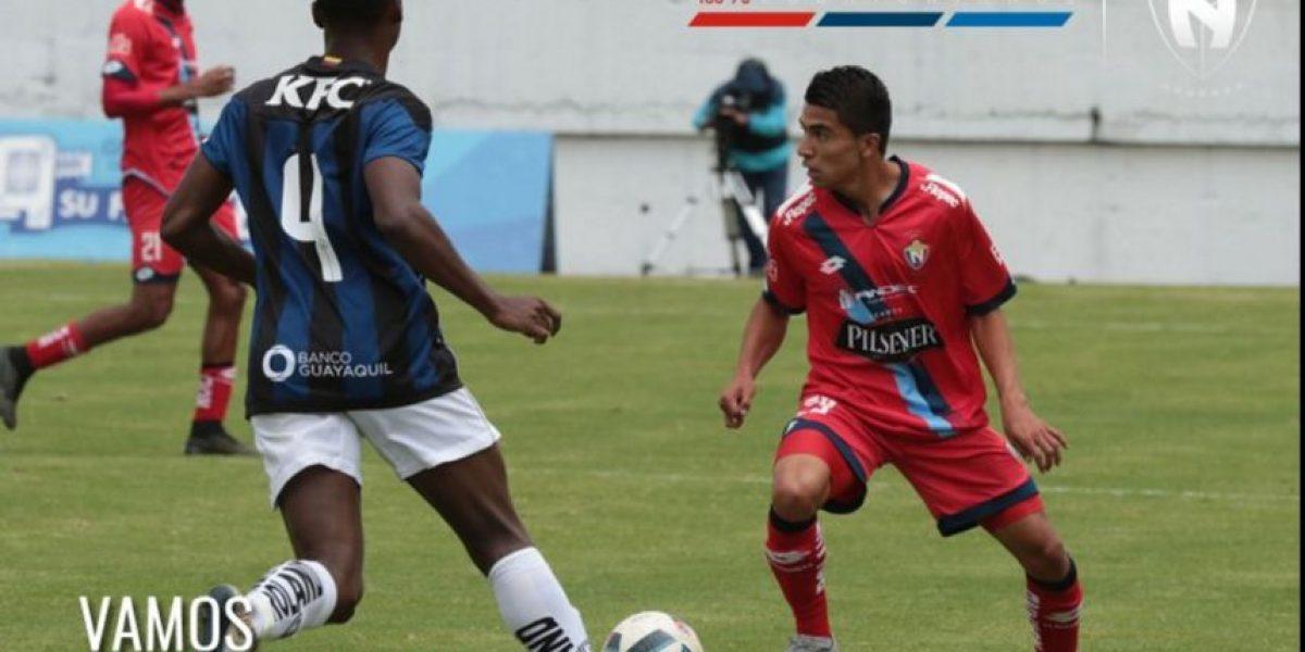 Insólito: Independiente del Valle jugó dos partidos en un día