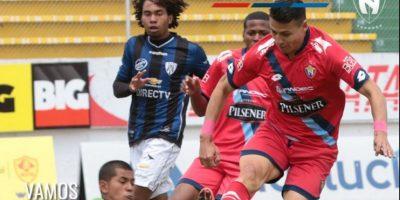 A los reservas no les fue bien y cayeron por 5 a 2 Foto:Twitter El Nacional