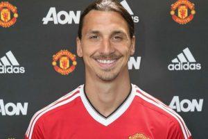 Zlatan Ibrahimovic tendrá la nueve Foto:Twitter Manchester United