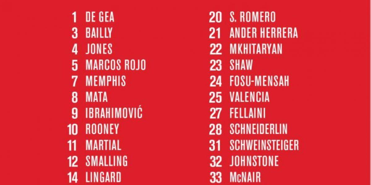 ¿Manchester United le guardó el número 6 a Paul Pogba?