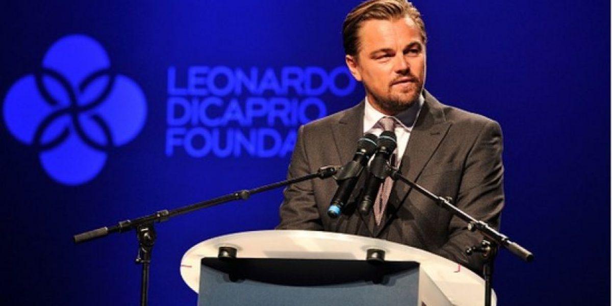 Leonardo DiCaprio se deshizo de un valioso recuerdo del Oscar