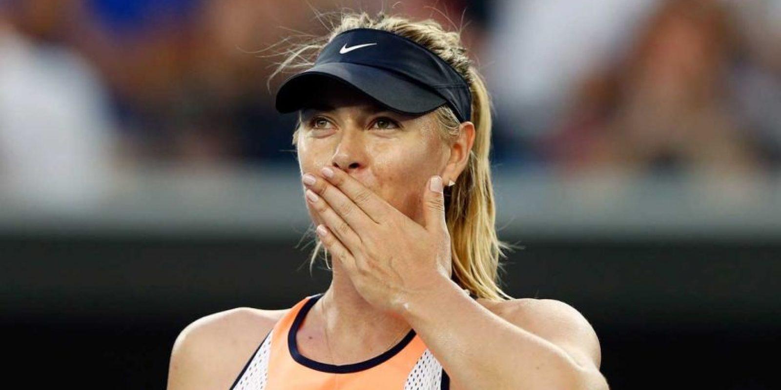 Maria Sharapova / Ranking WTA: 97º Foto:Getty Images