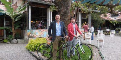 """¿Eres amante de la bicicleta? No te pierdas Expo Cicle en Saúl L""""Ostería"""