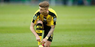 Marco Reus fue formado en las inferiores de Borussia Dortmund, pero debutó profesionalmente en Rot Weiss Ahlen y luego pasó a Borussia Monchengladbach, para volver a su club formador Foto:Getty Images