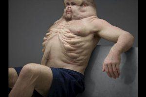 """Él es """"Graham"""", el único ser humano que puede sobrevivir a cualquier accidente automovilístico. Foto:TAC"""
