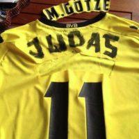 Incluso, lo llamaron Judas Foto:Twitter