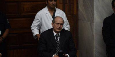 El banquero Flavio Montenegro pidió seguir hospitalizado. Foto:Oliver de Ros