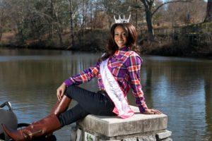 Leslie Irby fue Miss Wheelchair Georgia 2015. Foto:GoFundMe.