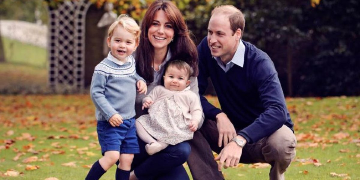 El príncipe George celebra su cumpleaños con tiernas fotos