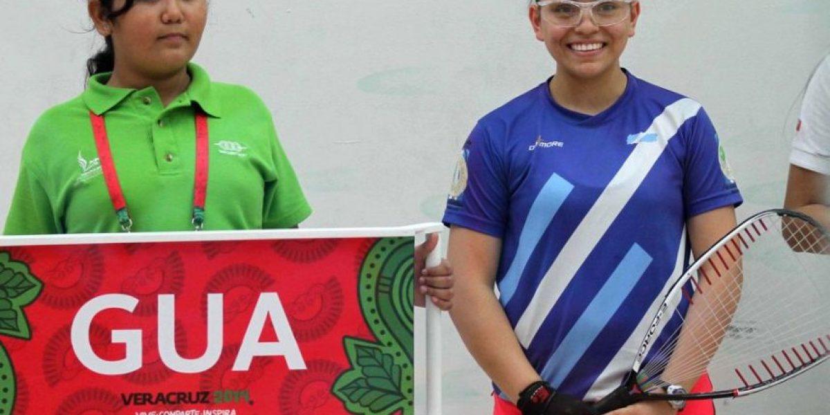 Guatemalteca Gabriela Martínez gana medalla de plata en Mundial