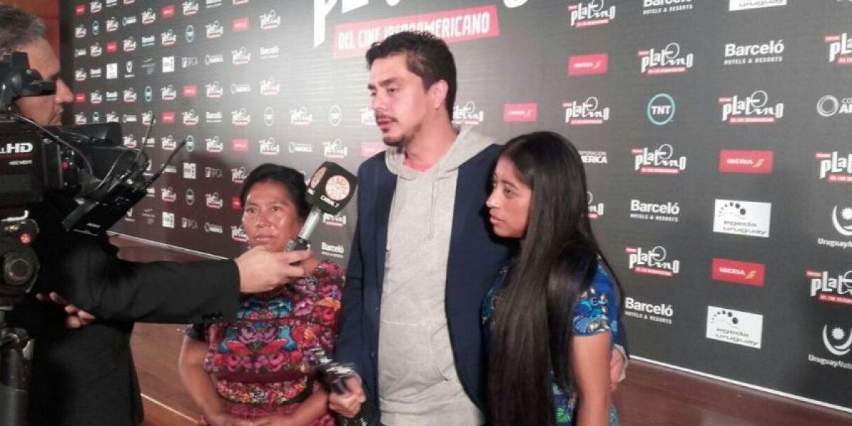 Ixcanul recibe el Premio Platino del Público en Uruguay