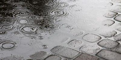 Lluvias y actividad eléctrica en el fin de semana